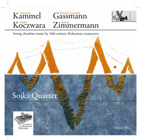 Sojka Quartet String camber music by 18th century Bohemian composers